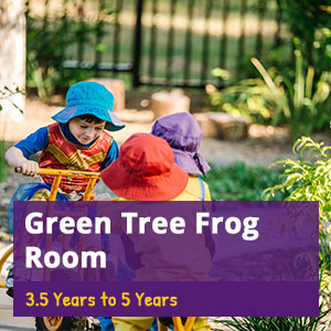 3.5 Years Child Care - Rockhampton Child Care Centre