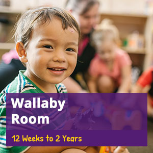 12 Weeks Child Care - Rockhampton Child Care Centre
